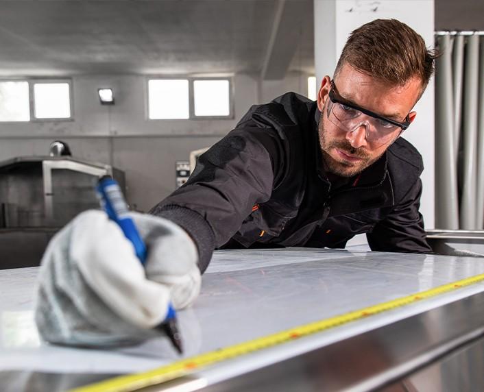 MASCAN Produktion und Design von Edelstahlmodulen